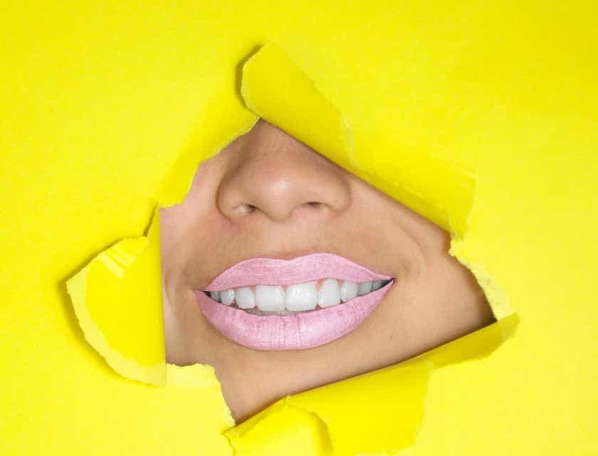 Logos de blanchiment dentaire
