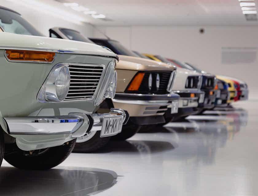Logotipos de carros
