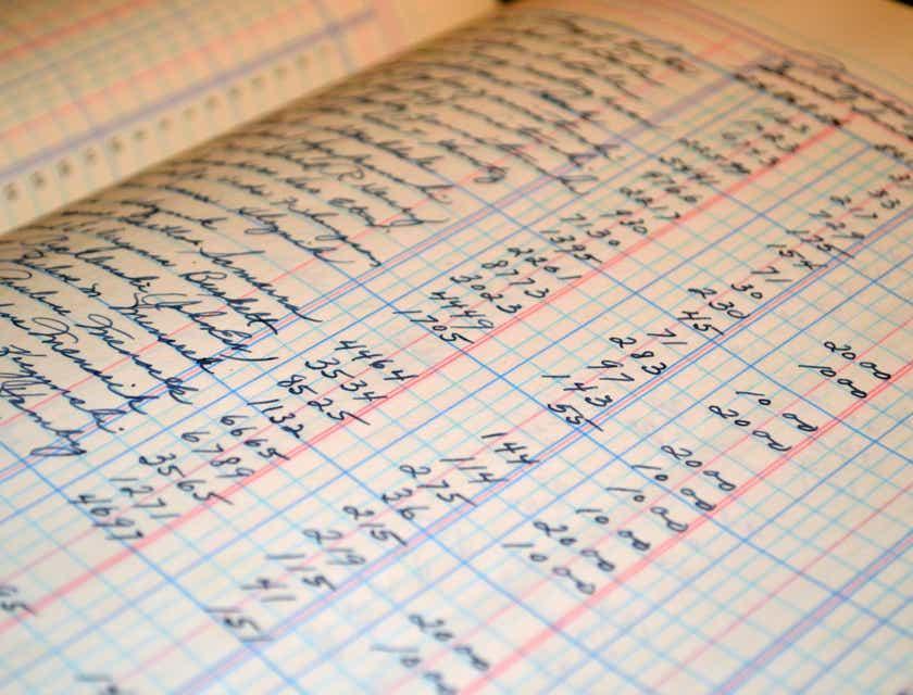Bookkeeping Logos