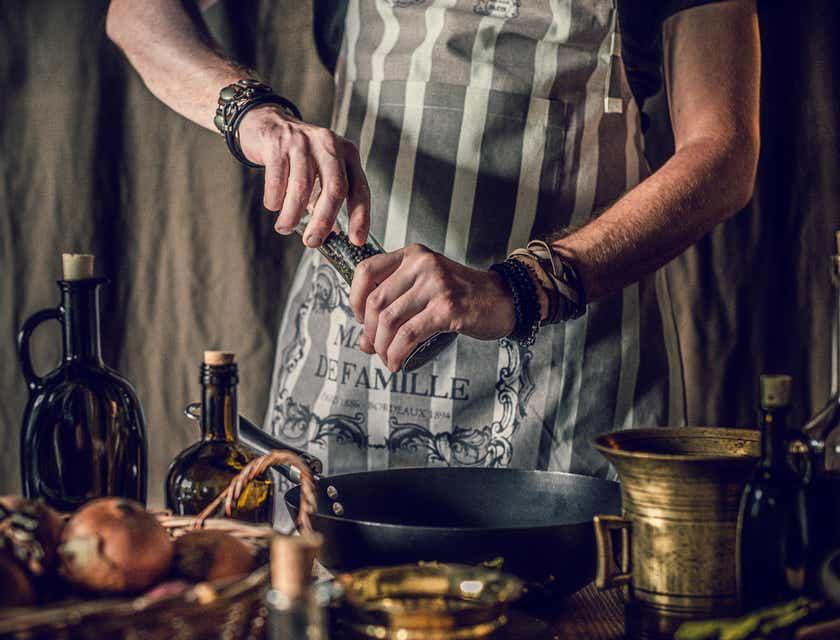 Cooking Logos