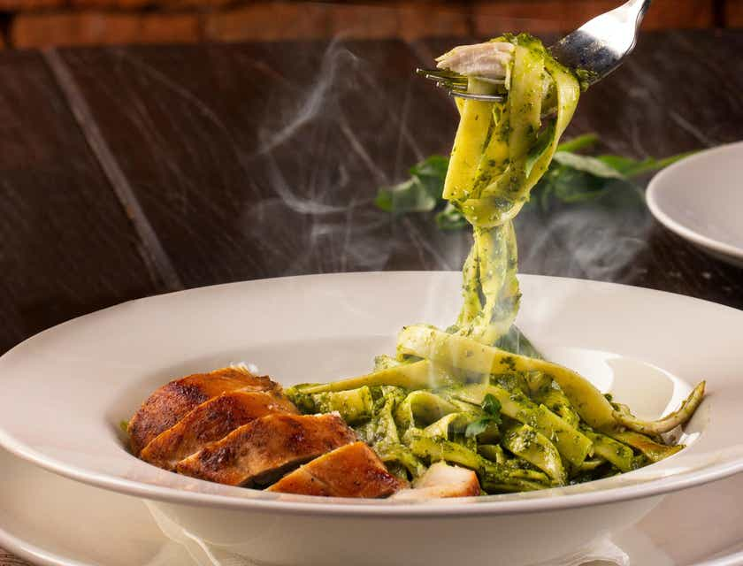 Logos de restaurant italien