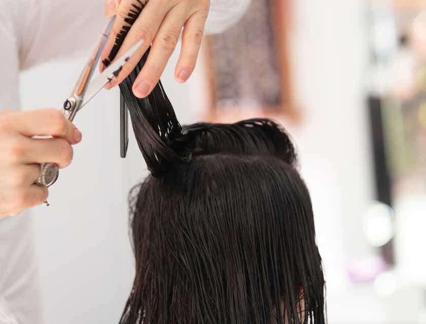 Men & Women's Hairstylist Logos