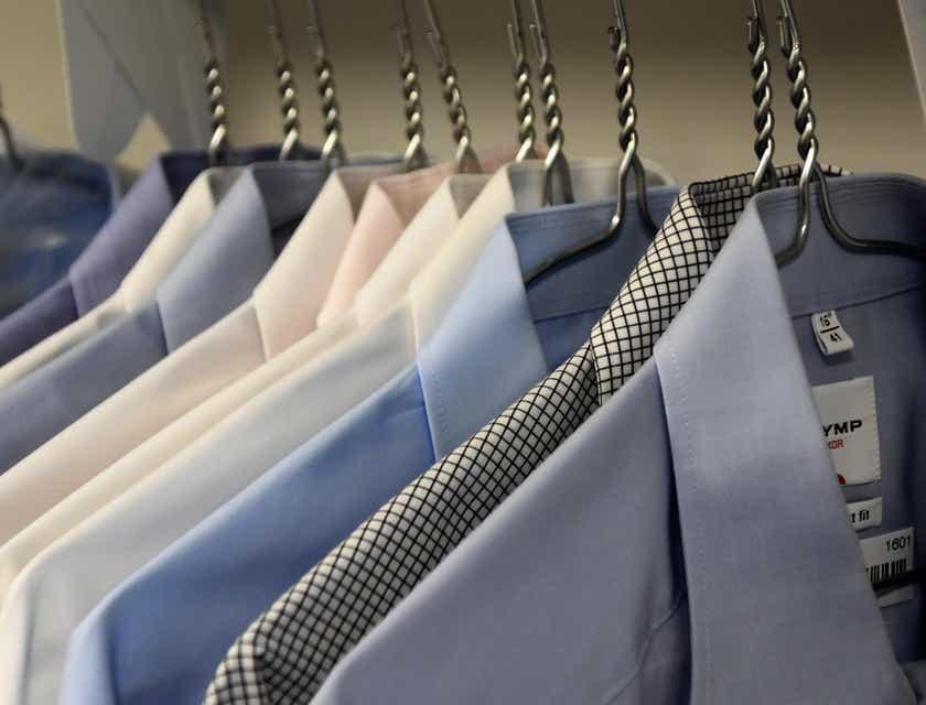 Logos de vêtements pour hommes