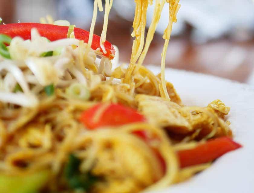 Noodle Restaurant Logos