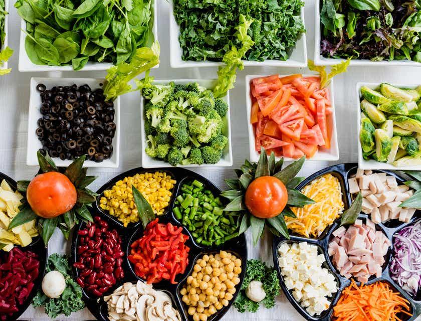 Logos für Ernährungsberatungen