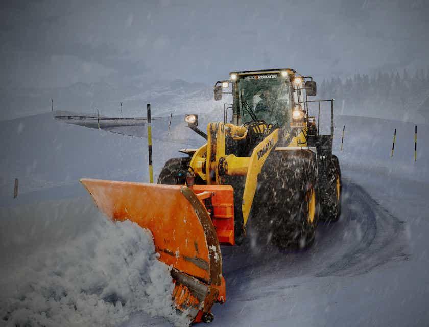 Snow Removal Logos