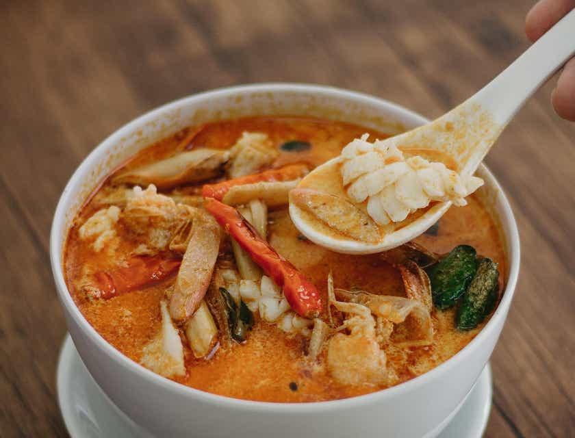 Logos für thailändische Restaurants